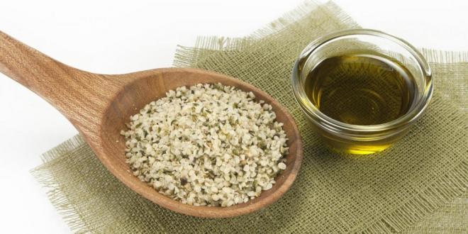 hemp seeds and oil